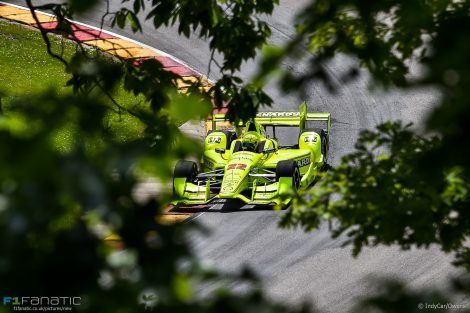 Simon Pagenaud, IndyCar, Road America, 2016