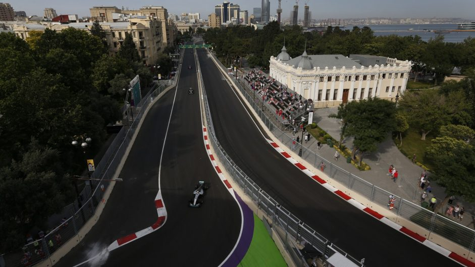 2017 Azerbaijan Grand Prix stats preview