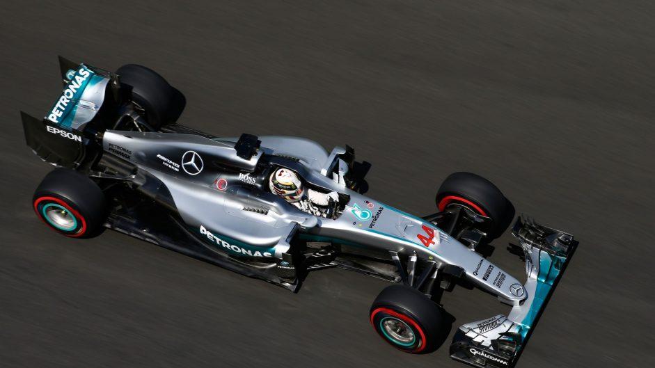 Hamilton makes final penalty-free power unit changes