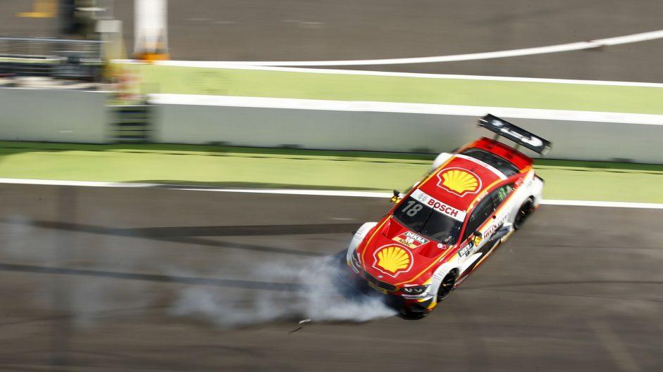 Augusto Farfus, BMW, DTM, Lausitzring, 2016