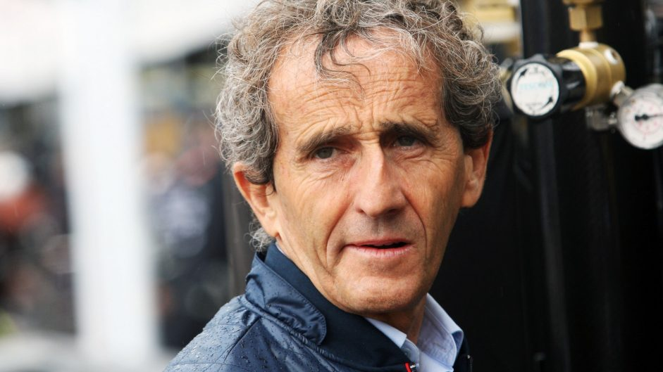 Prost biopic to begin filming in August