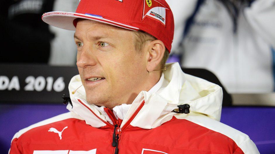 Ferrari extends Raikkonen's contract to 2017