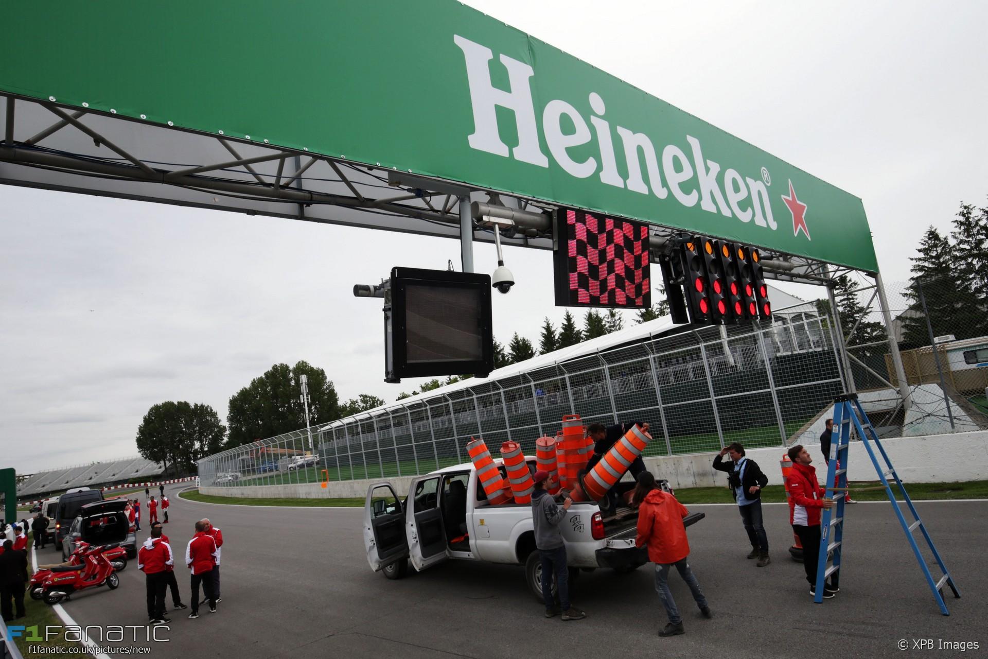 Circuit Gilles Villeneuve, 2016
