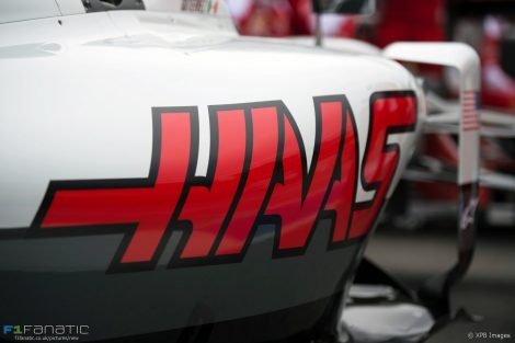 Haas VF-16, Circuit Gilles Villeneuve, 2016