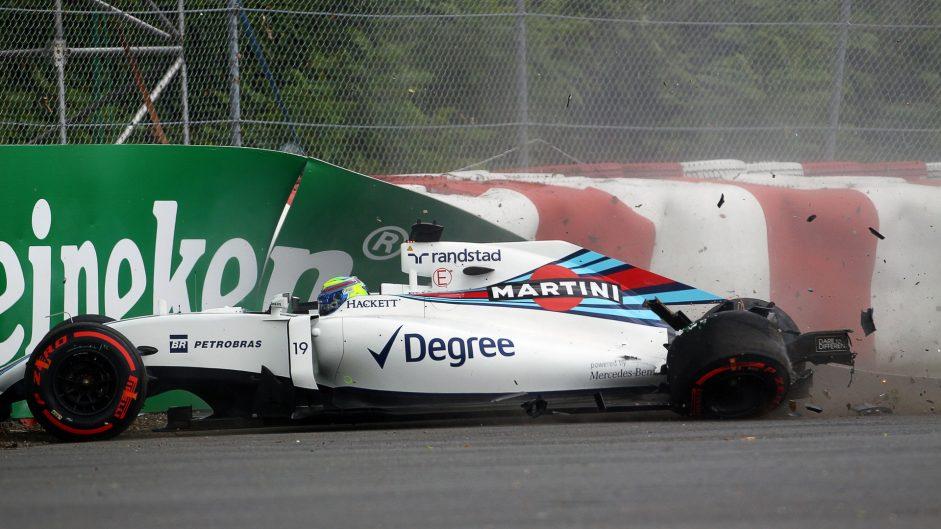 Felipe Massa, Williams, Circuit Gilles Villeneuve, 2016