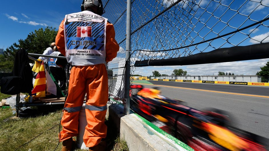 Top ten pictures from the 2016 Canadian Grand Prix