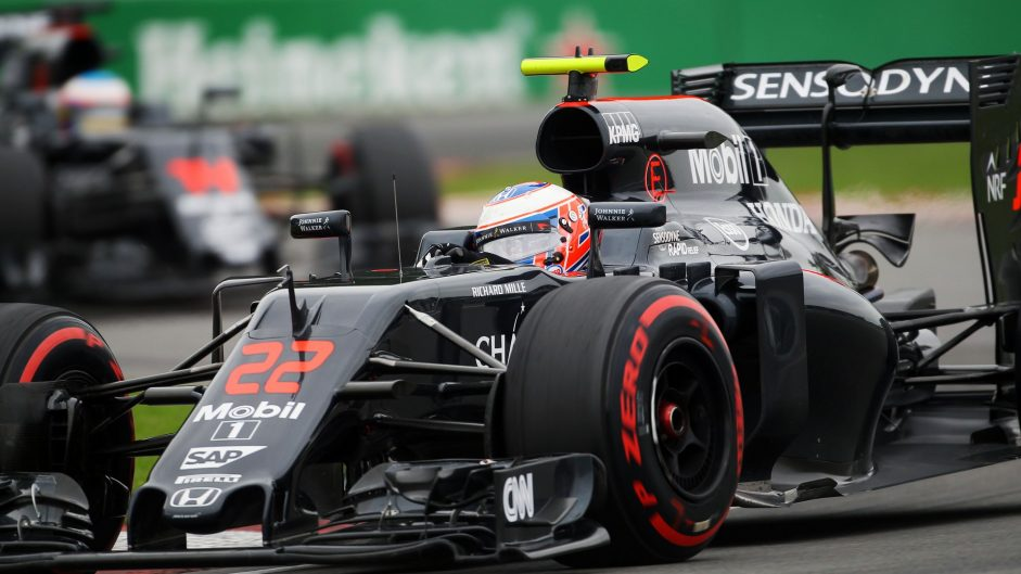 McLaren lament 'day to forget'