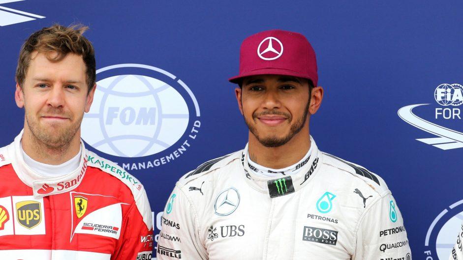 Hamilton warns over Ferrari race pace