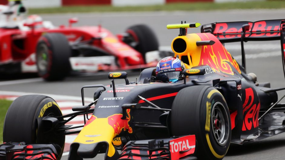 Verstappen happy despite missing podium