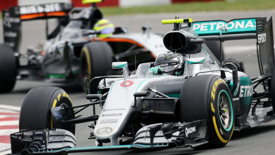 2016 Canadian Grand Prix championship points
