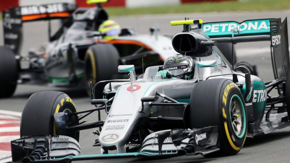 2016 Canadian Grand Prix championship points