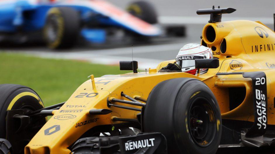 Kevin Magnussen, Renault, Circuit Gilles Villeneuve, 2016