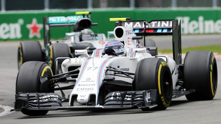 2016 Canadian Grand Prix tyre strategies and pit stops