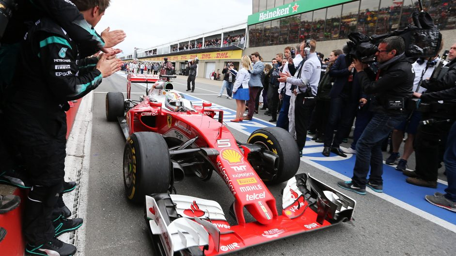 'We made a mistake' – Arrivabene