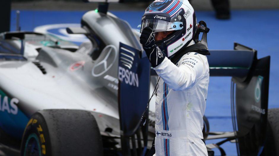 Williams needed this podium – Bottas