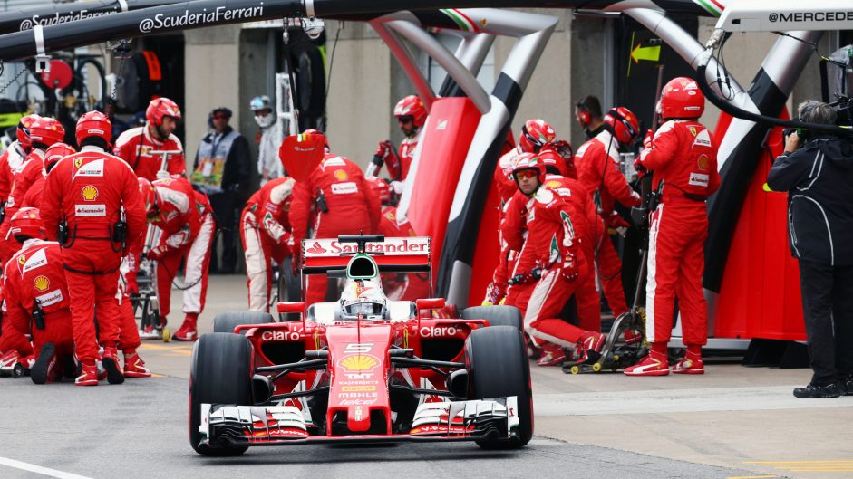 Vettel: 'I tried everything to win'