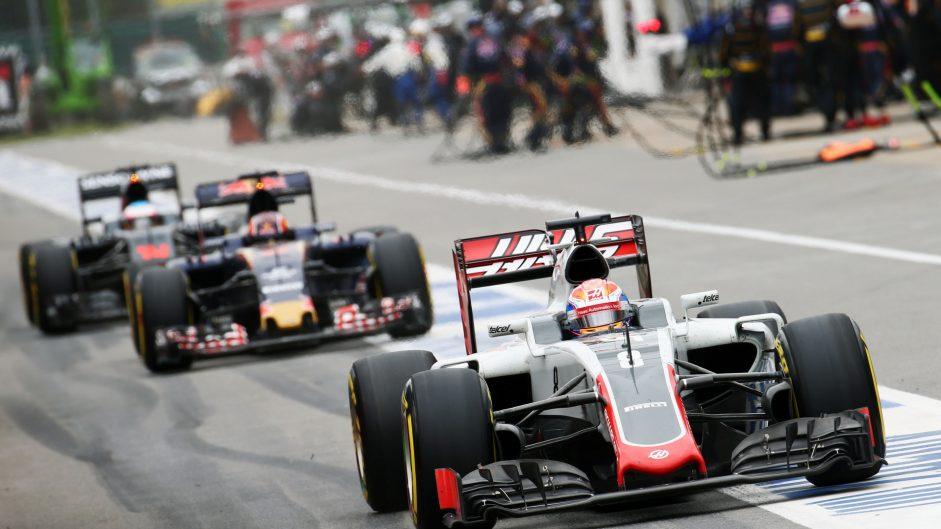 Romain Grosjean, Haas, Circuit Gilles Villeneuve, 2016