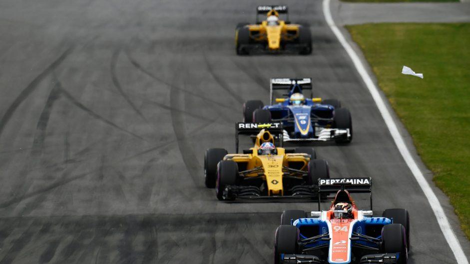 Pascal Wehrlein, Manor, Circuit Gilles Villeneuve, 2016