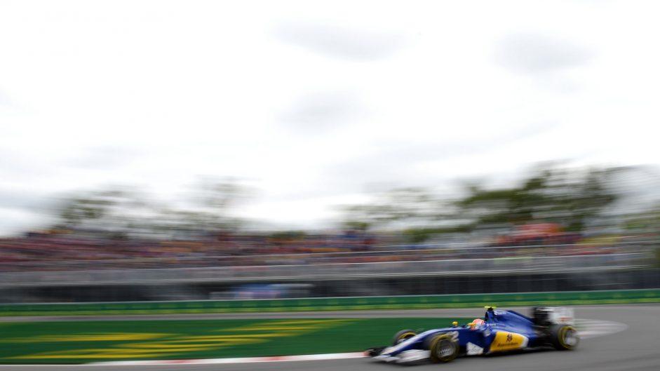 Felipe Nasr, Sauber, Circuit Gilles Villeneuve, 2016