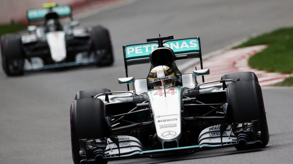 How Hamilton can disrupt Rosberg's title run