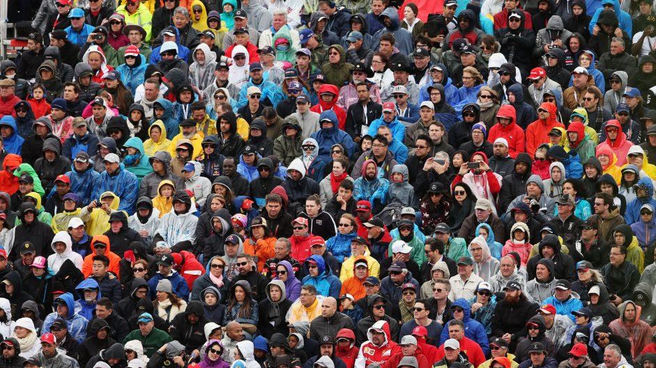 Fans, Circuit Gilles Villeneuve, 2016