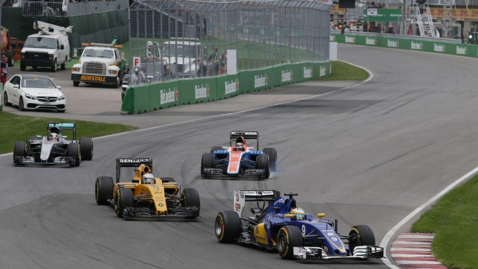 Marcus Ericsson, Sauber, Circuit Gilles Villeneuve, 2016