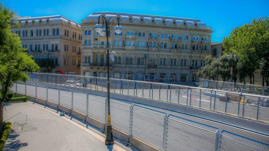 Turn 7, Baku City Circuit, 2016