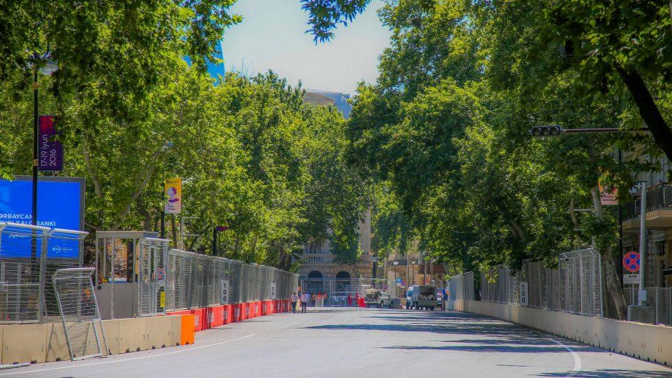 Baku City Circuit, 2016