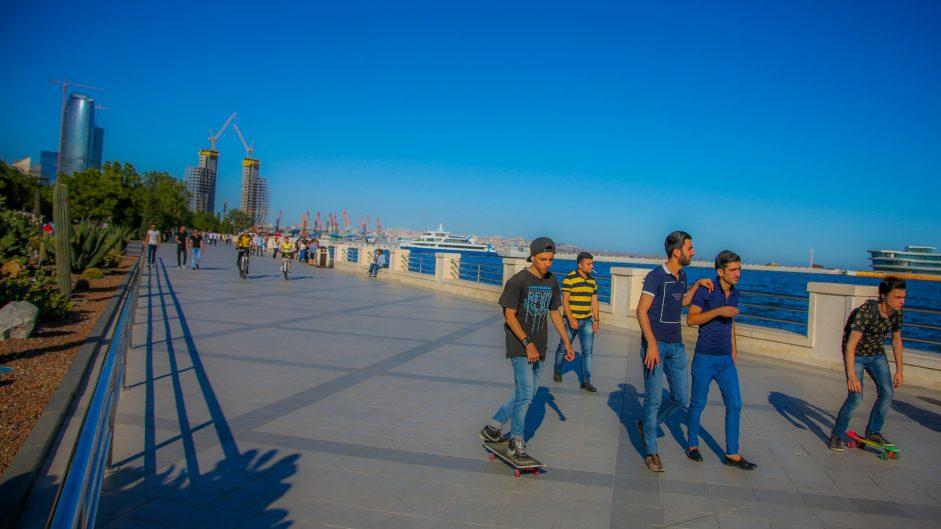 Baku, 2016
