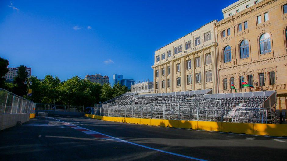 Turn 11, Baku City Circuit, 2016