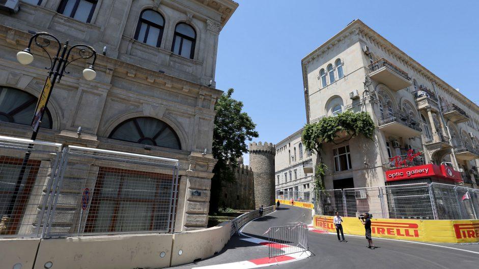 Baku track may need changes – Alonso