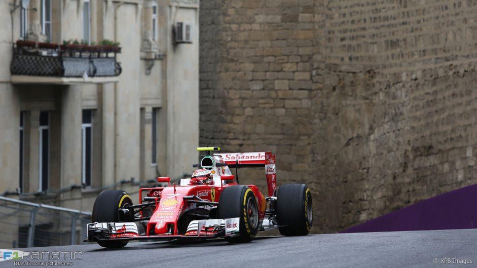 Raikkonen concerned about Ferrari's one-lap pace
