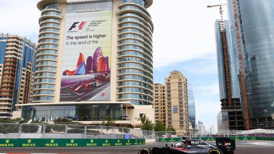 Why Azerbaijan called its race the 'European' Grand Prix