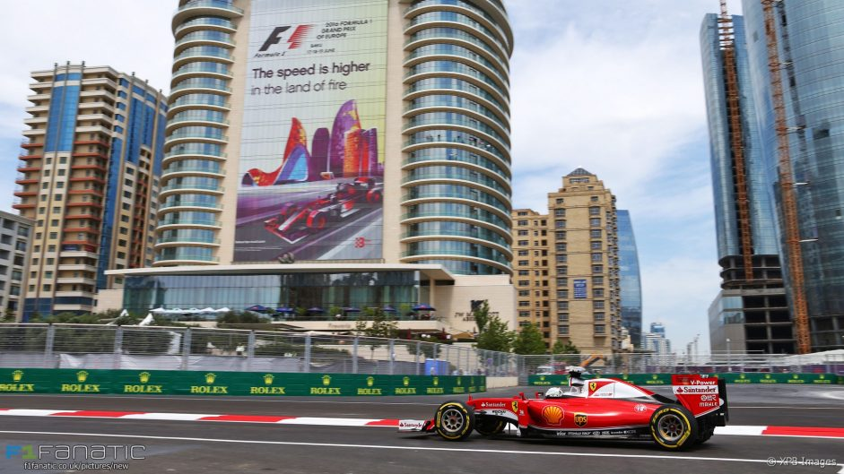 Baku: Fit for F1 or another tour-bus track?