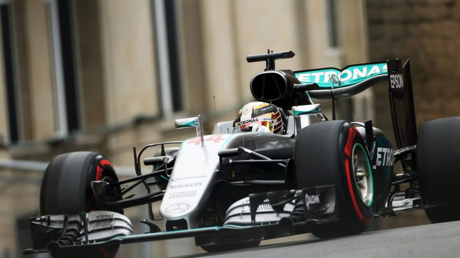 Hamilton stays on top as Rosberg hits trouble