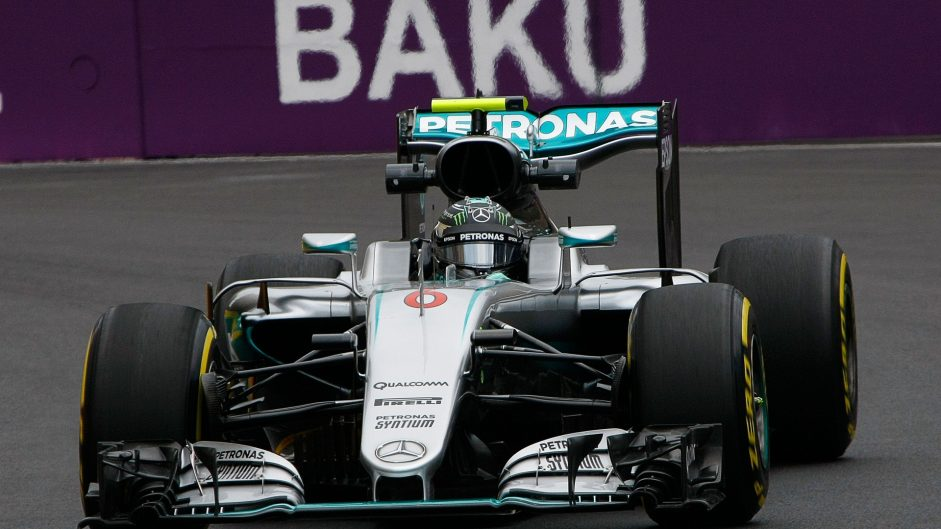 Rosberg wins as car trouble frustrates Hamilton