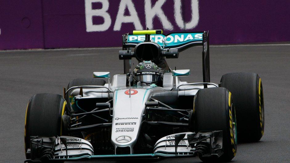 Rosberg wins as car trouble frustrates Hamilton