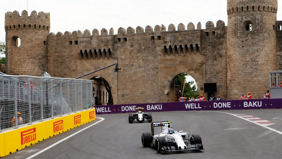 Friday gives few clues about true performance in Baku