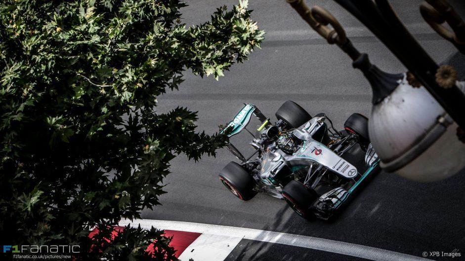 2016 European Grand Prix race result