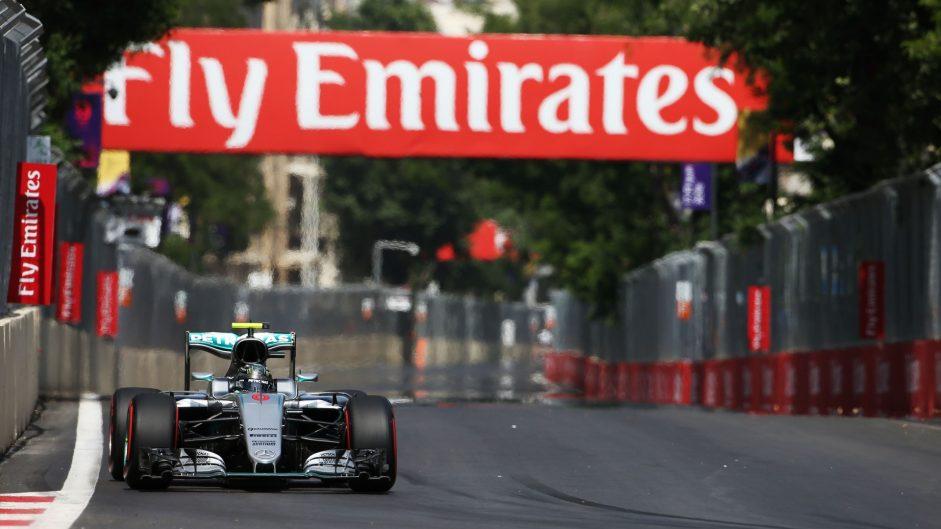 2016 European Grand Prix grid