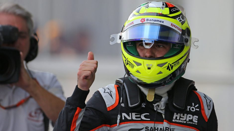 Perez says Force India didn't expect to be so fast