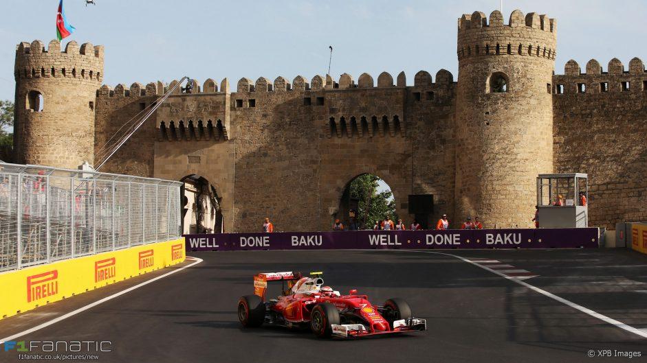 F1's unwanted race? Six Azerbaijan Grand Prix talking points