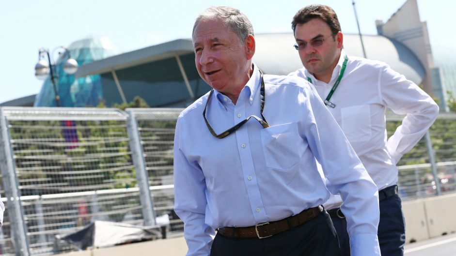 Todt wants to restore FIA's power over F1