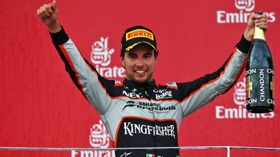 2016 F1 season driver rankings #8: Perez