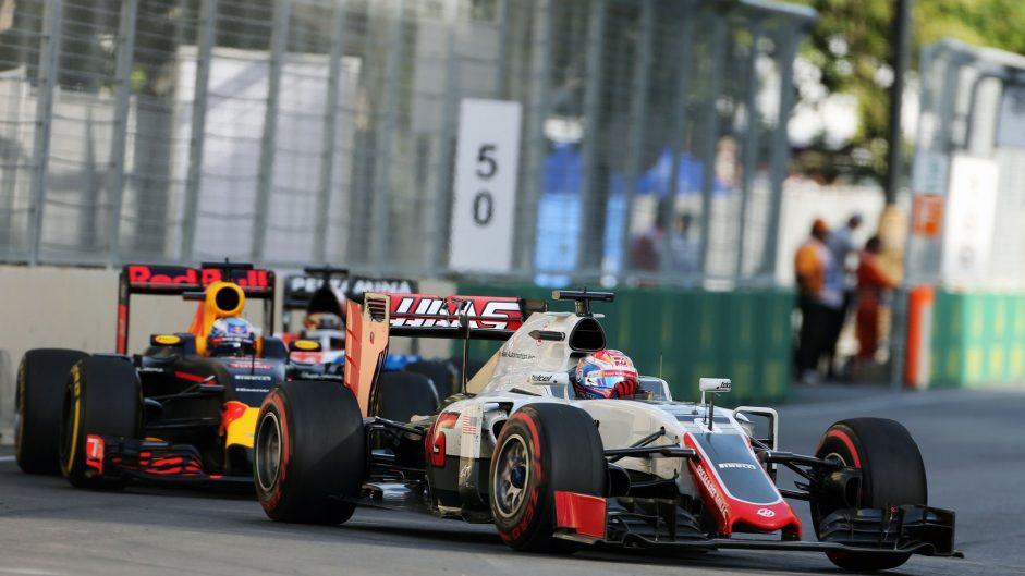 Haas need warmer weather – Grosjean