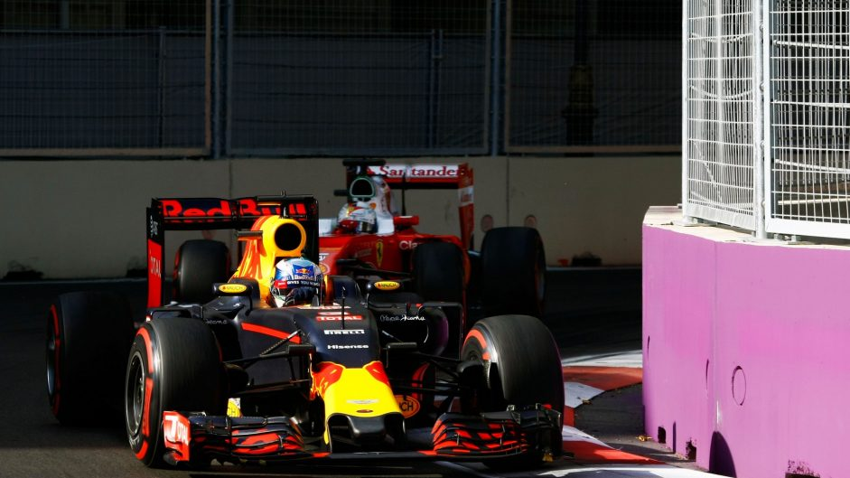 2016 European Grand Prix in pictures