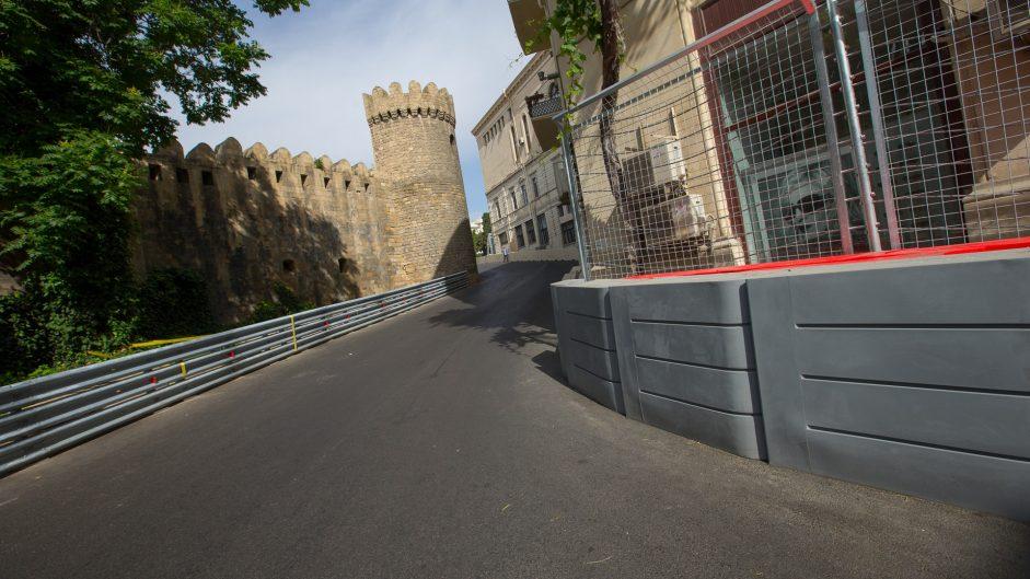 Drivers compare new Baku track to Valencia and Macau