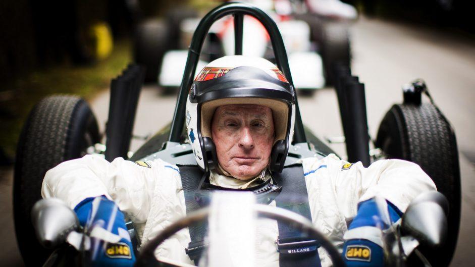 Jackie Stewart, Goodwood Festival of Speed, 2016