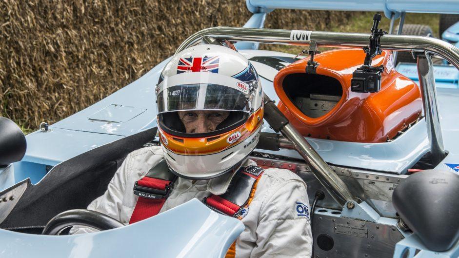 Derek Bell, Goodwood Festival of Speed, 2016