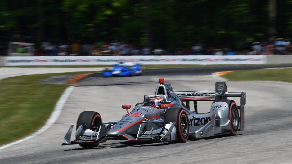 Grandstand finish for IndyCar's Road America return